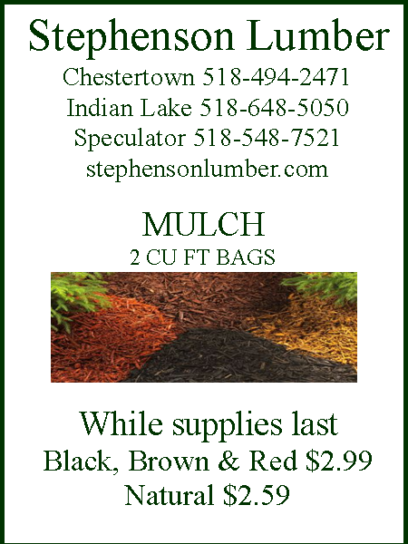 Mulch is in All of stores!